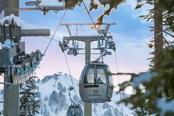 Gondola from Village Treehouse to Canyon Lodge Lifts