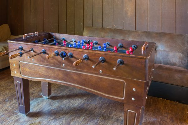 On-site Recreation Center - Pool Table, Ping Pong, Foosball