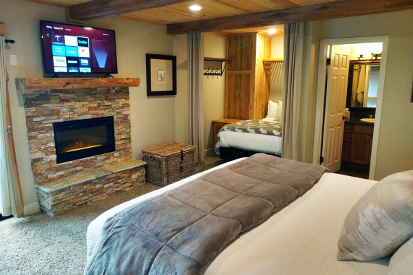 Rooms include Bedded Nooks for your additional guests