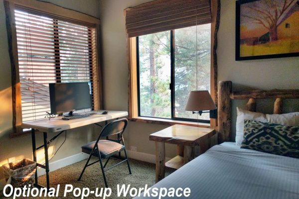 Additional workstations provided upon request